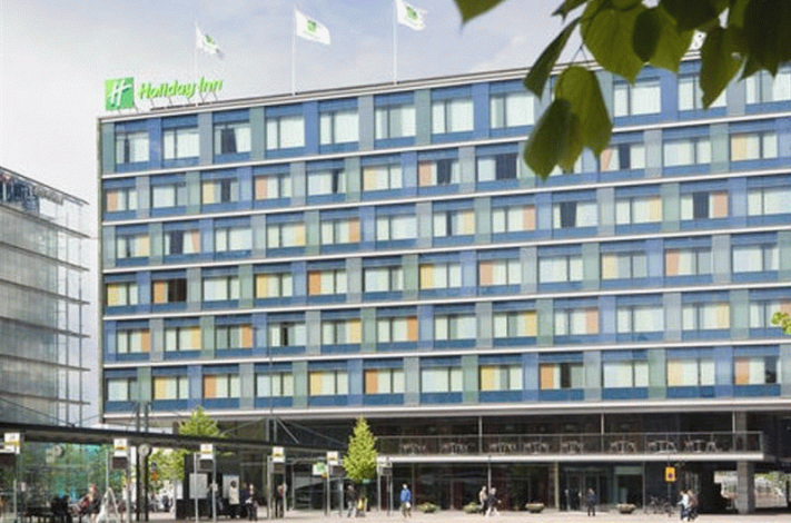 Bilder från hotellet Holiday Inn Helsinki City Centre - nummer 1 av 7
