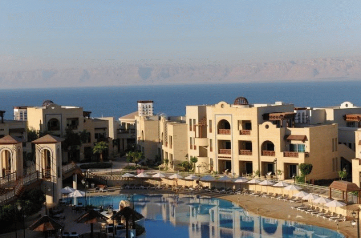 Bilder från hotellet Crowne Plaza Jordan Dead Sea Resort and Spa - nummer 1 av 20