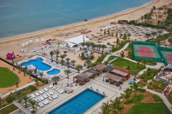 Bilder från hotellet Al Hamra Village Golf and Beach Resort - nummer 1 av 22