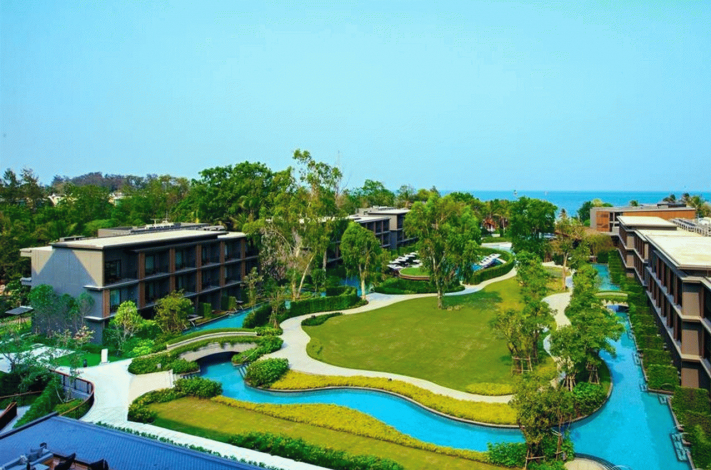 Bilder från hotellet Hua Hin Marriott Resort & Spa - nummer 1 av 20