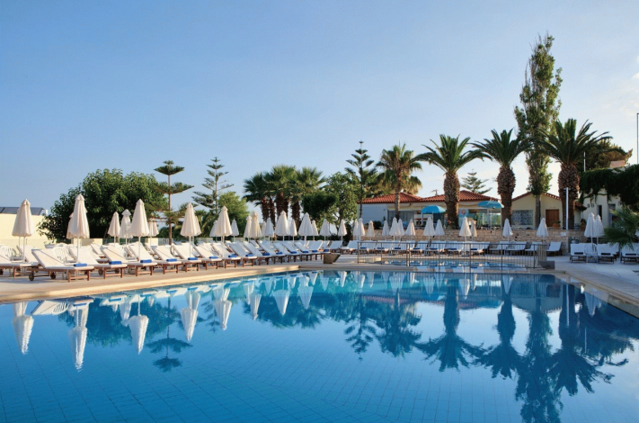 Bilder från hotellet Rethymno Mare Royal and Waterpark - nummer 1 av 16