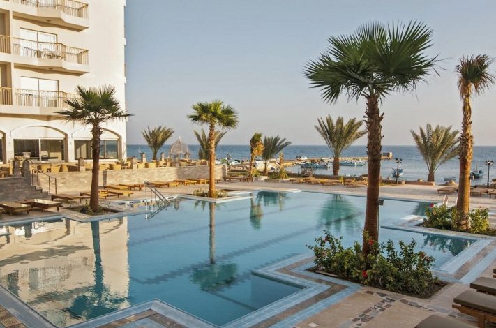 Bilder från hotellet Royal Star Beach Resort (ex The Three Corners Roya - nummer 1 av 21