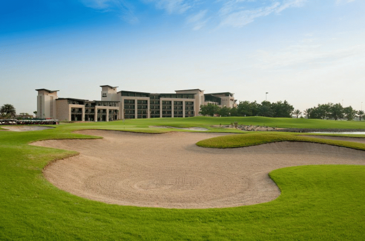 Bilder från hotellet The Westin Abu Dhabi Golf Resort & Spa - nummer 1 av 12
