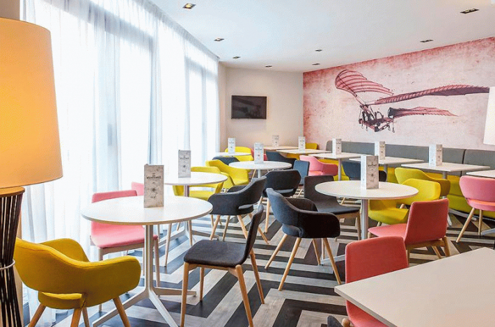 Bilder från hotellet Ibis Styles London Heathrow - nummer 1 av 19