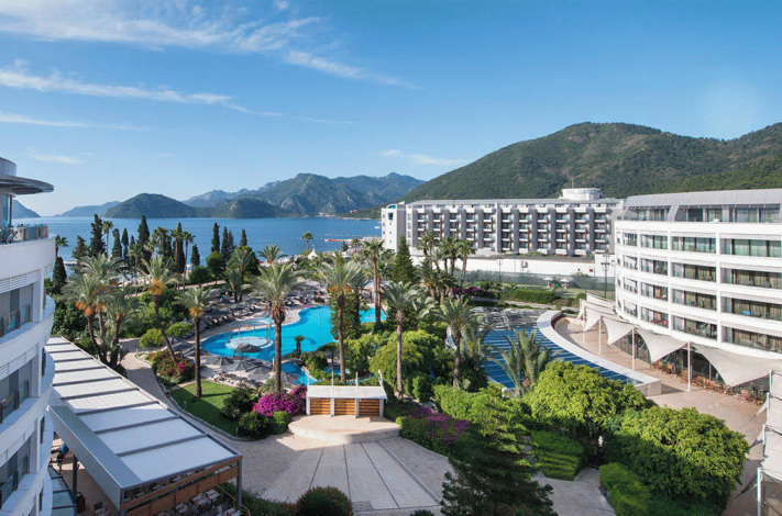 Bilder från hotellet D-Resort Grand Azur - nummer 1 av 40