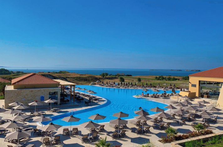 Bilder från hotellet Apollonion Resort & Spa - nummer 1 av 23