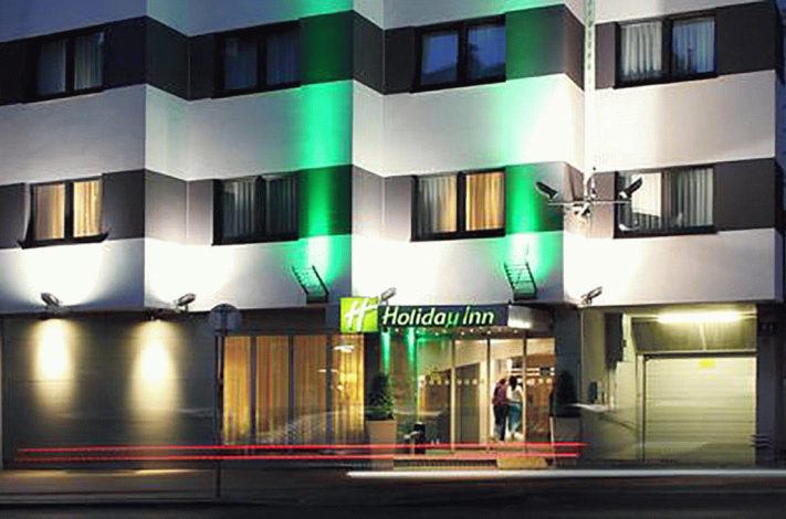 Bilder från hotellet Holiday Inn City - nummer 1 av 15