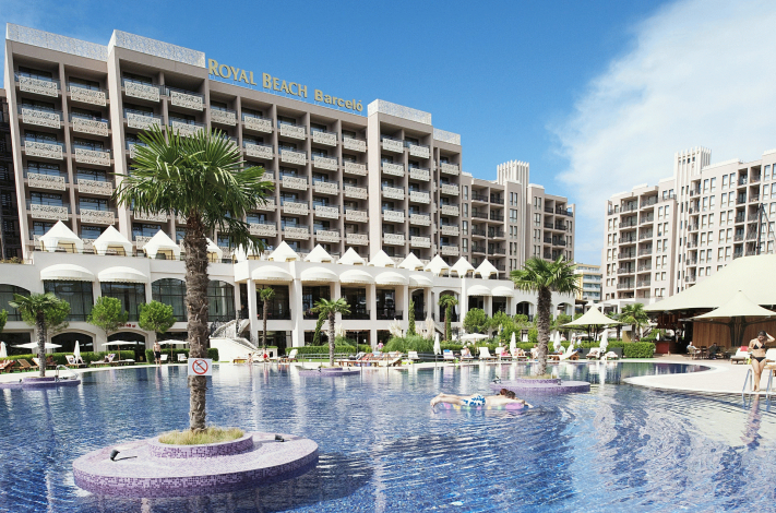 Bilder från hotellet Barceló Royal Beach - nummer 1 av 19