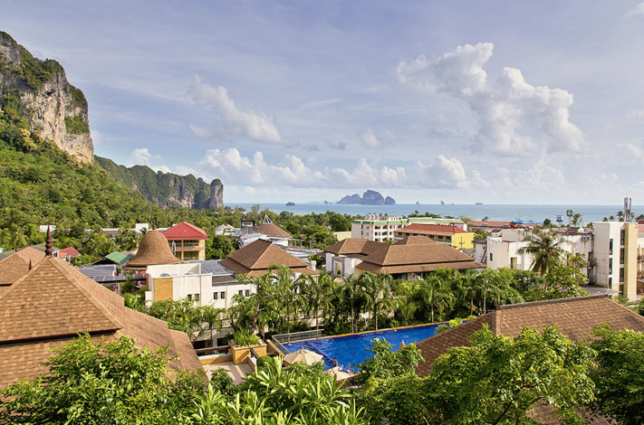 Bilder från hotellet Ao Nang Cliff Beach Resort - nummer 1 av 10